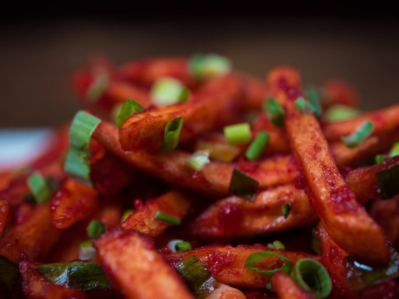 Szechwan Fries